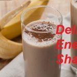 Delicious Energy Shakes