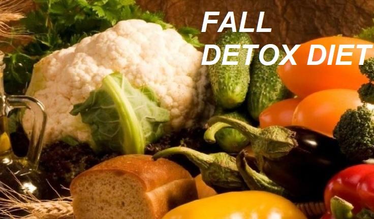 fall detox diet